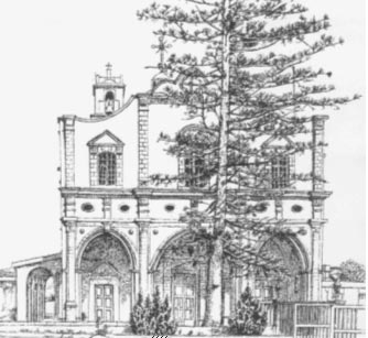 St Mary of Grace Catholic Church, Larnaca